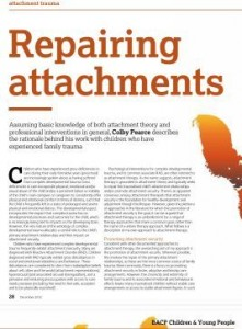 Repairing Attachments Compressed